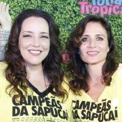 Ana Carolina festeja reconciliação com a namorada, Chiara Civello: 'Estou feliz'