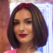 Marina Moschen minimiza rumor de namoro com figurinista: 'Achei engraçado'