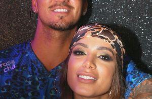 Anitta e Medina aparecem em clima de romance em vídeo; cantora não comenta