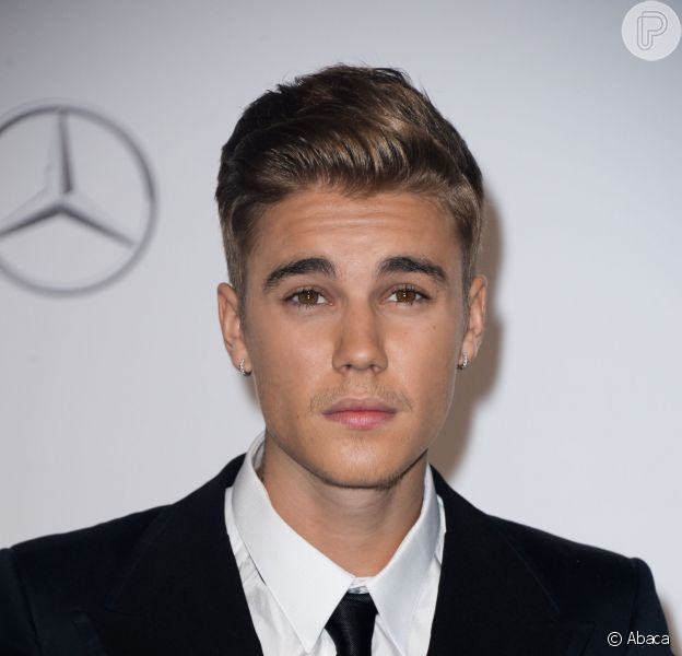 Justin Bieber evita modelo Miranda Kerr, durante semana de moda de Paris