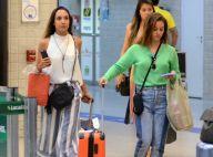 Namoradas, Laryssa Ayres e Maria Maya são fotografadas após viagem ao Jalapão