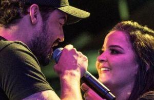 Maiara recebe 'ameaça' inusitada de Fernando Zor: 'Não estou namorando'