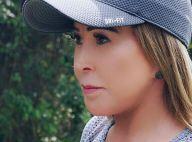 Neon e transparência! O look de Zilu Camargo para treinar: 'Voltar com tudo'