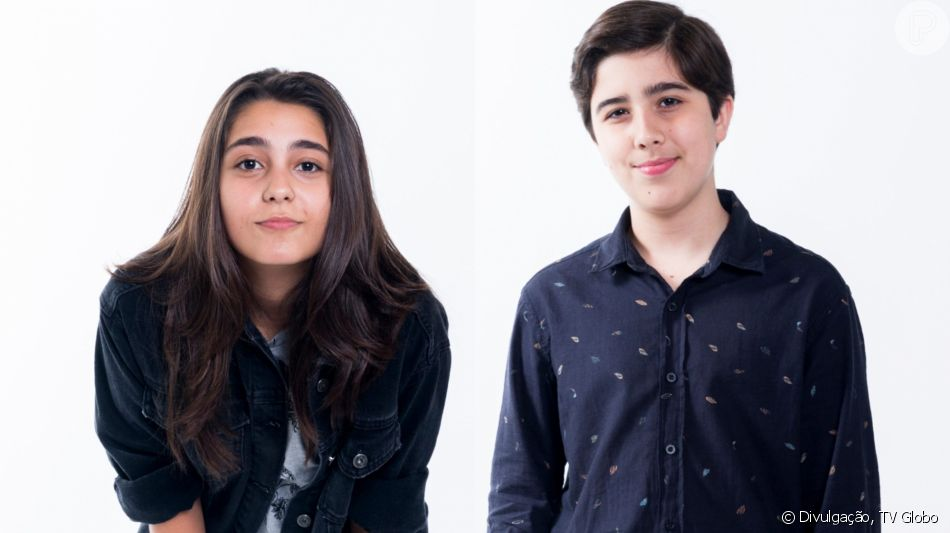 Isa Lima e João Pedro participaram juntos da batalha do 'The Voice Kids' pelo time de Cláudia Leitte