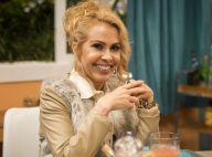 Com look transparente, Joelma aposta em decote e chama atenção: 'Mulherão'