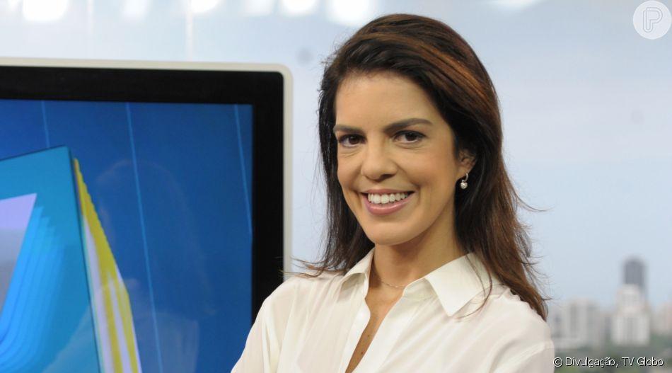 Isso a Globo não mostra! Mariana Gross sofre imprevisto com look ao vivo nesta quarta-feira, dia 10 de abril de 2019
