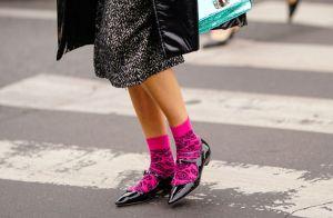 Saiba como usar meias nos looks: o acessório fashion é tendência no inverno