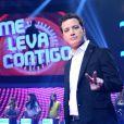 Na Record, Rafael Cortez apresentou o programa de namoro 'Me Leva Contigo'