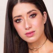 Vídeo de maquiagem com muito glow, iluminador e muito brilho: expert ensina tudo