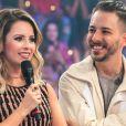 Junior Lima falou sobre a relação com a irmã, Sandy, em entrevista