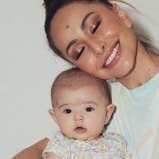 Moda animal print: Sabrina Sato e a filha, Zoe, combinam estampa em look. Foto!