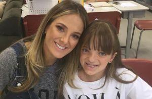 Filha de Tici Pinheiro, Rafa Justus não pode ter Instagram: 'Pessoas maldosas'