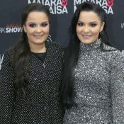 Maiara relembra tombo em show em foto com Maraisa: 'Momentos felizes'. Veja!