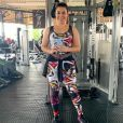 Naiara Azevedo mudou o corpo com treino e dieta