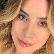 Naiara Azevedo adota cabelo mais loiro e exibe resultado na web: 'Gostaram?'
