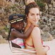 Giovanna Ewbank não encara adoção com tabu