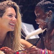Giovanna Ewbank conta como explicou a adoção para Títi: 'Barriga de um anjo'