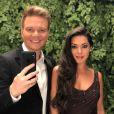Thais Fersoza é casada com o sertanejo, Michel Teló, com quem tem dois filhos