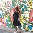 Stylist de Ticiane Pinheiro contou que a atriz tem recorrido mais aos tênis em suas produções