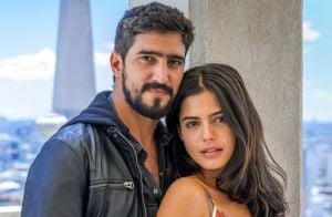 'Órfãos da Terra': Laila sai com Bruno para procurar Martin e Jamil sente ciúmes
