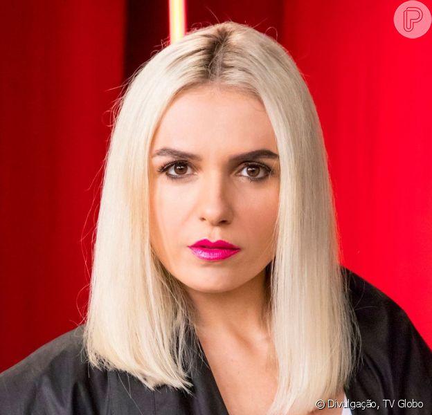 Monica Iozzi faz plano de casamento com o namorado, o administrador Gabriel Moura: 'Vou me casar depois que terminar a novela 'A Dona do Pedaço''