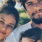 Yanna Lavigne e Gissoni se beijam ao completarem 1 ano de casados: 'Me completa'