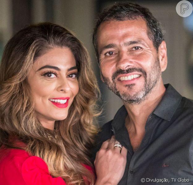 Após transar com Amadeu (Marcos Palmeira), Maria da Paz (Juliana Paes) vai sair com o coração partido do encontro na novela 'A Dona do Pedaço'.