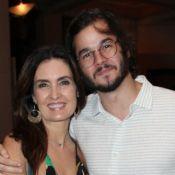 Túlio Gadêlha mostra Fátima Bernardes de biquíni: 'Ela é bonita demais'. Veja!