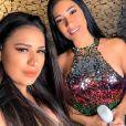 Simone e Simaria revelaram curiosidades uma da outra em programa de TV