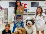 Simaria compartilha foto com os filhos e fãs notam semelhança com pai: 'A cara'