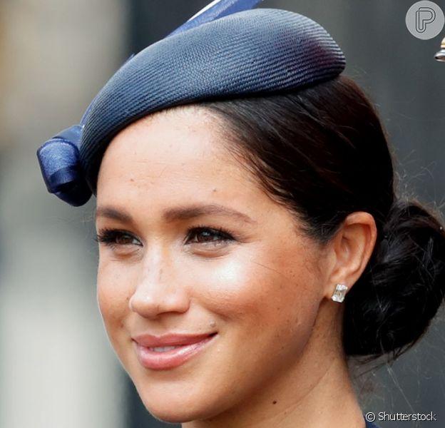 Favoritos de maquiagem da Meghan Markle: duquesa tem um estilo fresh de beleza