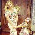 Angélica derrete-se pela filha: 'Minha caipira linda'