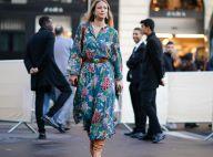 Inverno colorido: vestidos florais trazem alegria para a estação fria