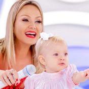 Filha de Eliana acompanha mãe em festa e Xuxa baba: 'Como pode ser tão linda'