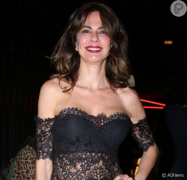 Luciana Gimenez negou romance com prefeito de São Paulo, Bruno Covas