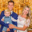 Karina Bacchi se casou com Amaury Nunes em novembro de 2018