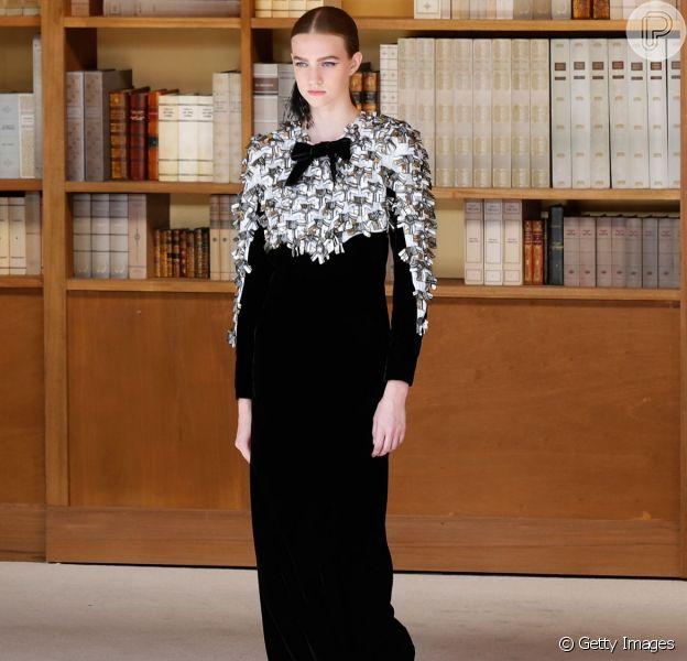 Desfile da alta-costura da Chanel, coleção de outono/inverno 2019/20