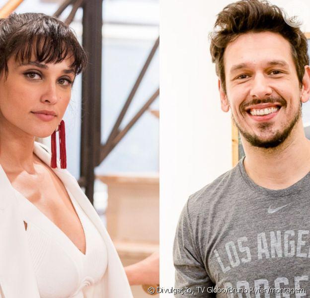 Debora Nascimento e João Vicente de Castro tiveram um breve romance, mas a relação não seguiu em frente, diz o colunista Leo Dias, nesta terça-feira, 2 de julho de 2019