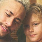 Filho de Neymar, Davi Lucca entra na mania 'Bottle Cap' e diverte web: 'Ri alto'
