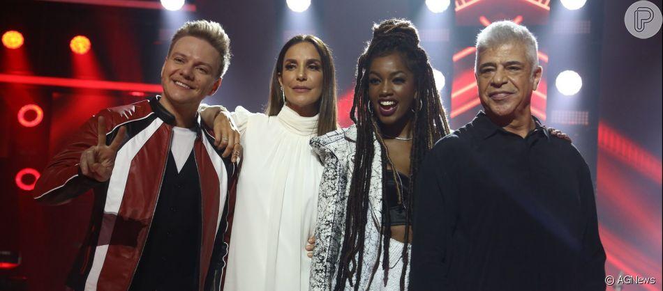 'The Voice Brasil' lança 8ª temporada nesta quinta-feira, 11 de julho de 2019