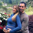 Ticiane Pinheiro e Cesar Tralli  aparecem emocionados com a filha na sala de parto
