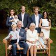 Crianças da família real irão ao aniversário do Príncipe George