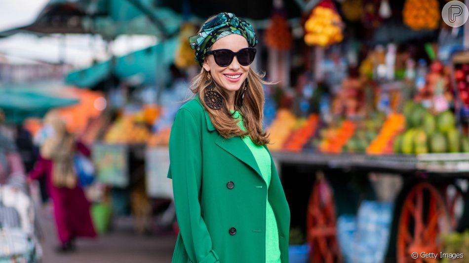 Looks monocromáticos: expert em moda dá dicas de como apostar na tendência