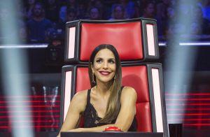 Ivete Sangalo, de biquíni nas Maldivas, ganha elogios de famosas: 'Sereia'