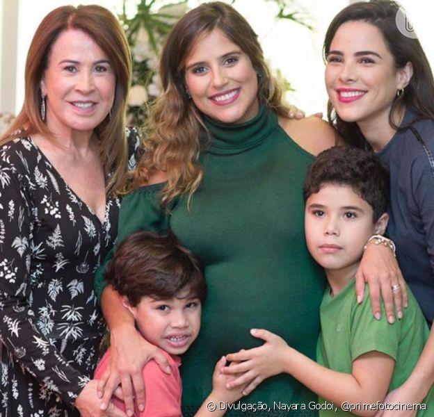 Nascimento do filho de Camilla Carmago reúne Zilu, Wanessa Camargo, Zezé di Camargo e mais nesta terça-feira, dia 23 de julho de 2019