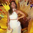 Mileide Mihaile disse que  não tem nada de ruim para falar do ex Wallas Arrais