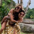 'Amor da minha vida', declarou Ludmilla sobre Brunna Gonçalves