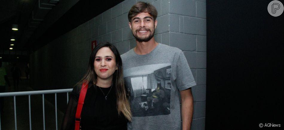 Famosos prestigiam turnê 'Nossa História', de Sandy e Júnior, no Jeunesse Arena, na Barra da Tijuca, no Rio de Janeiro, nesta sexta-feira, 02 de agosto de 2019