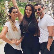 Suzanna Freitas comenta relação de Latino e Mico Freitas com namorado. Saiba!