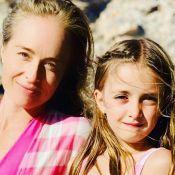 Angélica mostra reação da filha ao vê-la em filme antigo: 'Era um baby mesmo'
